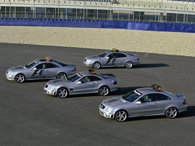 CLK F1 Safety Car