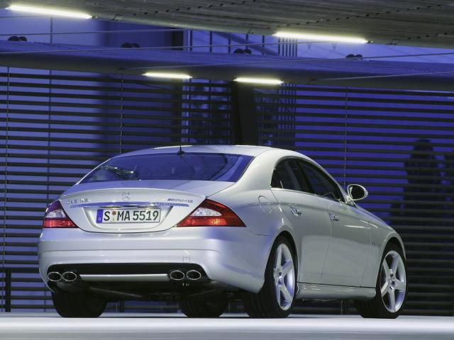 2004 CLS 55 AMG