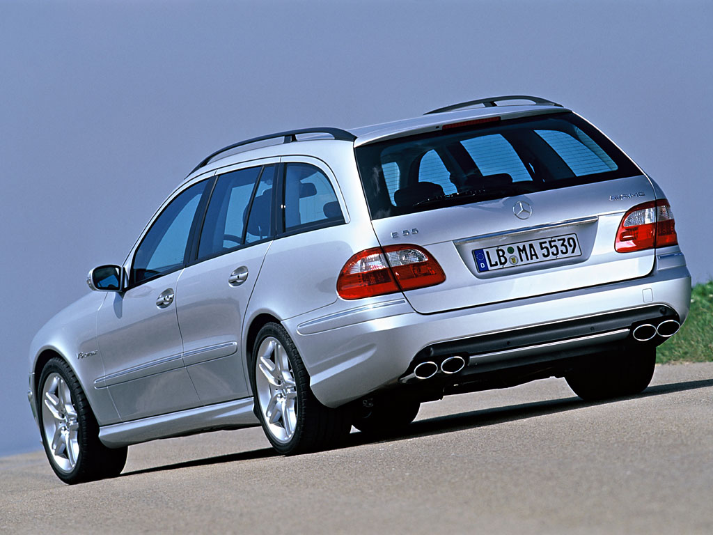 Mercedes Benz E Station Wagon