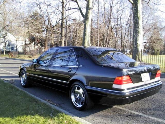 The hollywood gossip 2001 wald mercedes benz s class w140 for 2001 mercedes benz s600