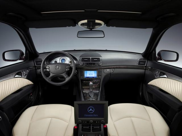 2007 e klasse avantgarde interieur mercedes benz for Interieur e klasse