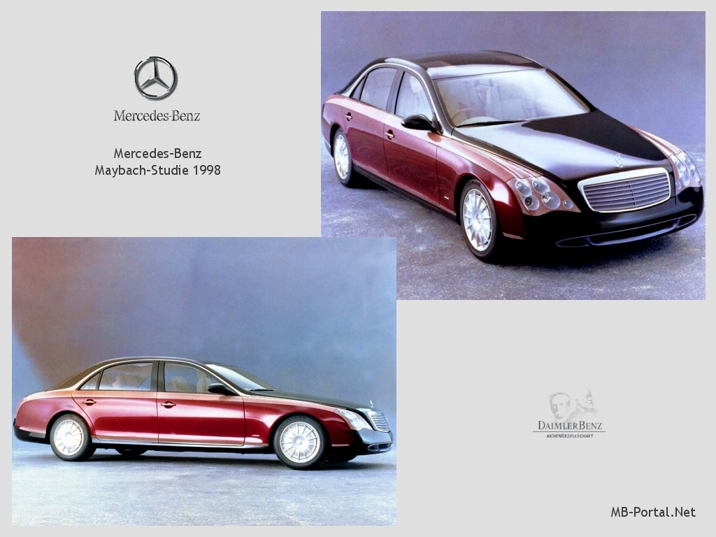 1998 Maybach Collage 01