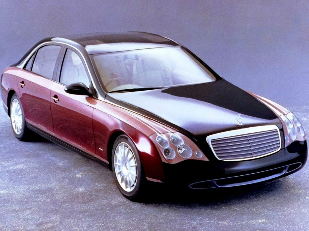 1998 Maybach Studie 01